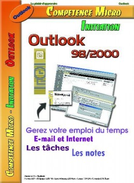 Booklet's front page - Outlook 98/2000