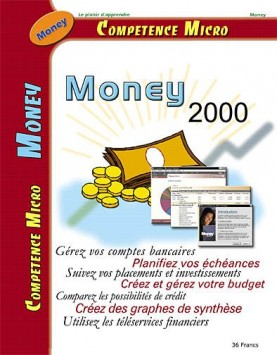 Booklet's front page - Money 2000
