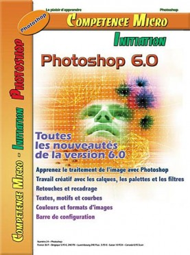 Booklet's front page - Photoshop 6