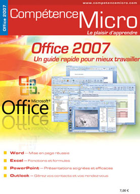Booklet's front page - Office 2007